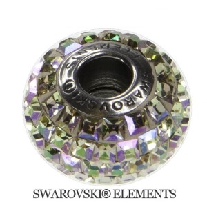 Korálek Swarovski Elements BeCharmed - AB