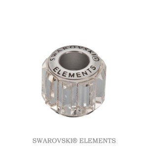 Korálek Swarovski Elements BeCharmed - Pavé CRYSTAL