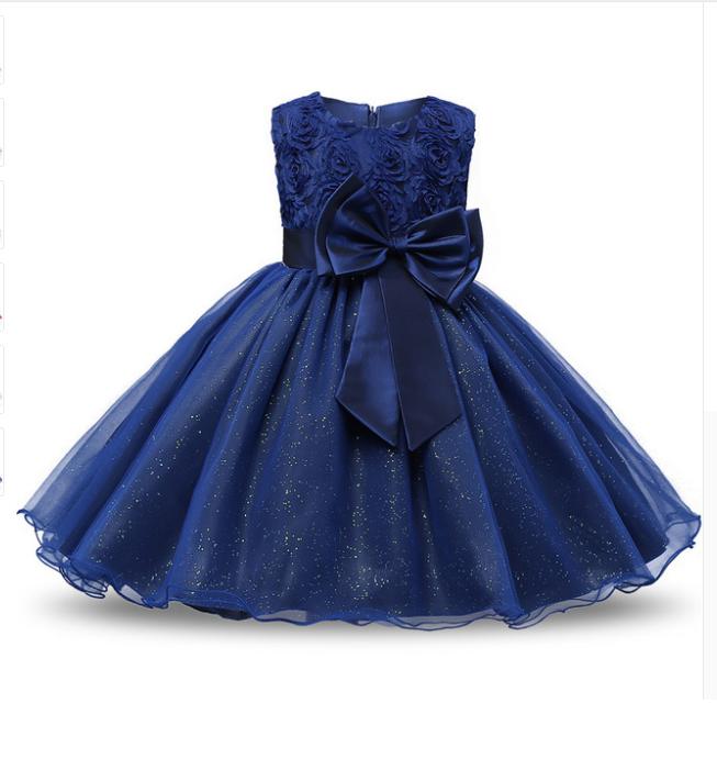 slavnostní dětské šaty luxusní sváteční svatební - Tvujdesign.cz 4c113e3a26