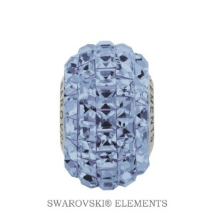 Korálek Swarovski Elements BeCharmed - LIGHT SAPPHIRE